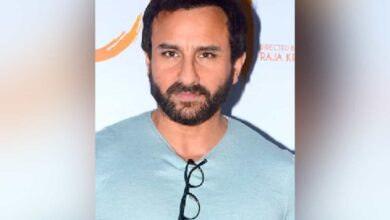 Photo of Saif Ali Khan: I have regrets but not very serious ones