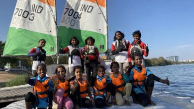 Photo of Two Telangana girls selected for World Sailing Championship