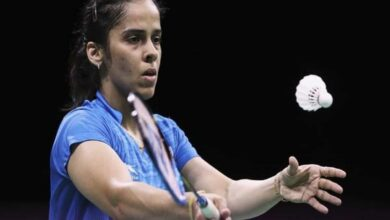 Photo of Saina Nehwal eases into Spain Masters quarterfinals