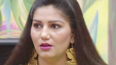 Photo of Sapna Chaudhary program cancelled after saints protest