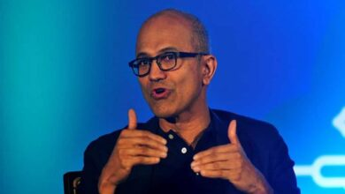 Photo of You don't need to be good at math to become Apple coder: Nadella