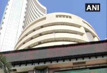 Photo of Sensex rallies over 400 pts; Reliance hits fresh peak