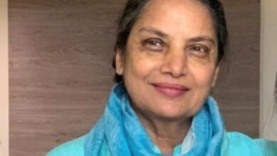 Photo of No more excuses for domestic, sexual violence: Shabana Azmi