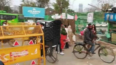 Photo of CAA-NRC: Shaheen Bagh protesters clear part of road