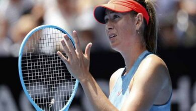 Photo of Goodbye, tennis: Sharapova announces retirement