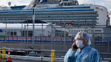 Photo of Coronavirus: Two former passengers from Japan cruise ship die