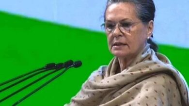 Photo of Case filed against Sonia Gandhi for tweets on PM-CARES FUND