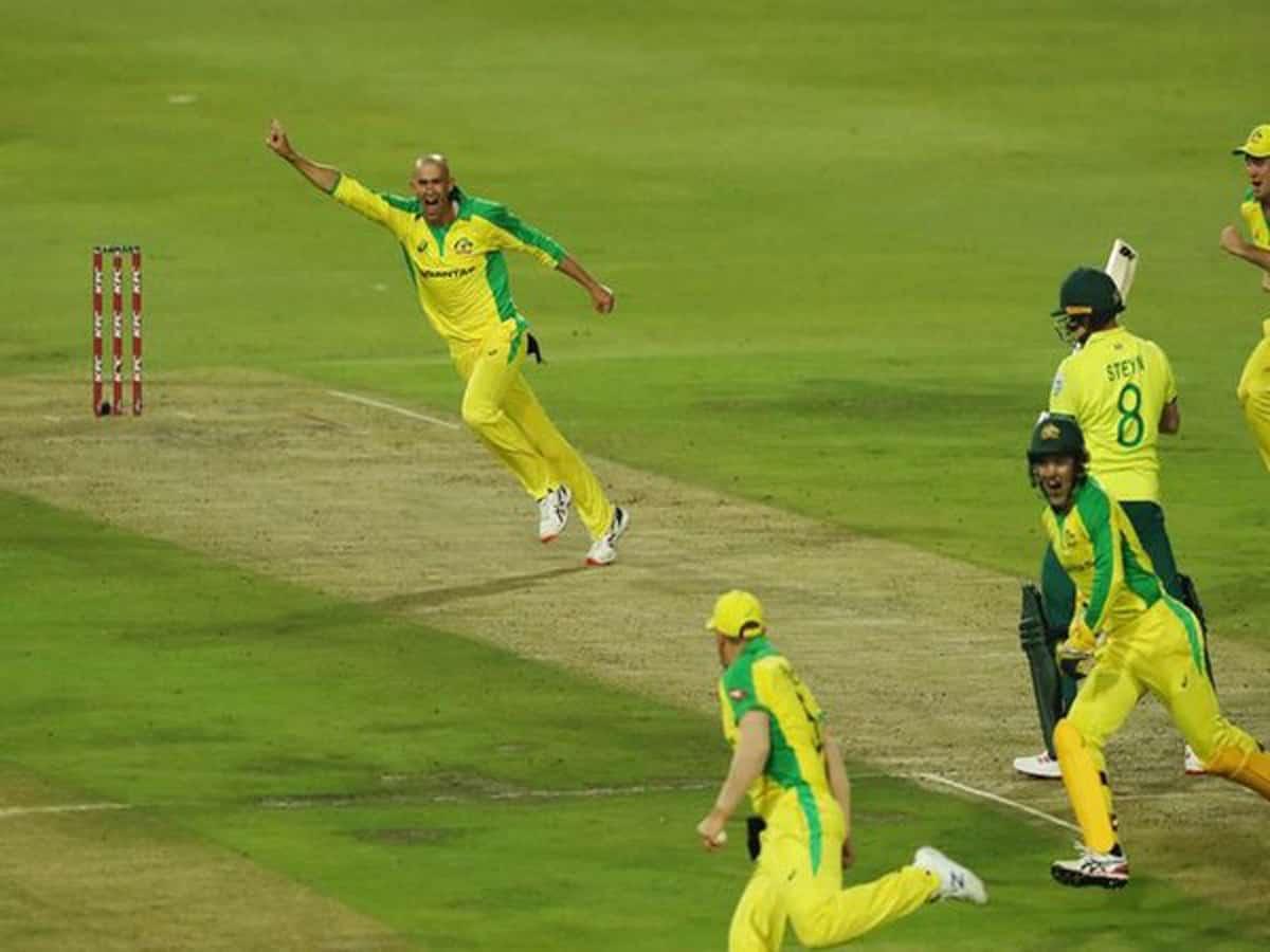 South Africa Autralia Match