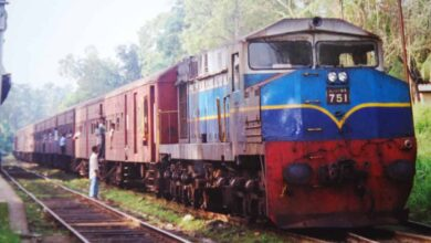 Photo of Sri Lanka to get 1st electric rail track