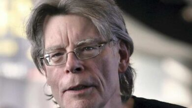 Photo of Horror writer Stephen King quits Facebook over fake news
