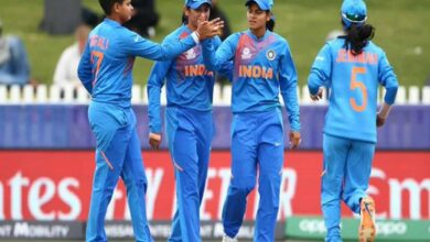 Photo of Women's T20 WC: India defeat NZ