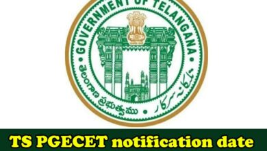 Photo of TS PGECET notification released