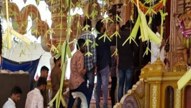 Photo of Devotees in Hyderabad throng decked-up temples on Mahashivratri