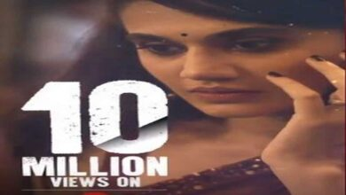 Photo of 'Thappad' trailer shoots up to 10 million views