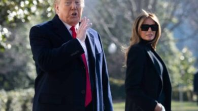 Photo of Trump, Melania to spend an hour at Taj Mahal