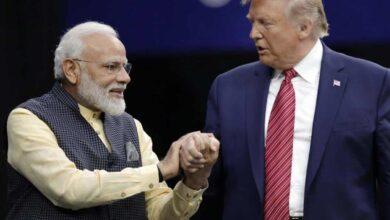India 'whitewashing' Ahmedabad ahead of Trump visit