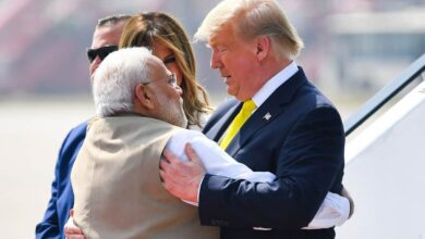 Photo of US media highlights Delhi violence amid Trump's tour
