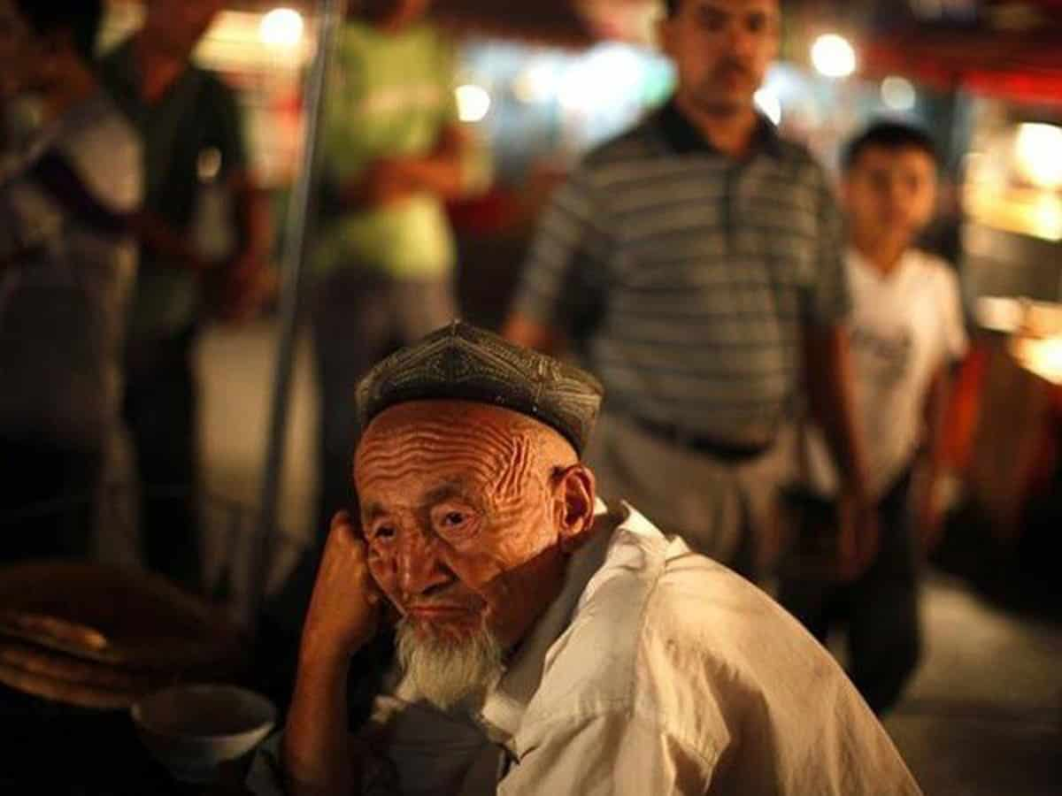 Chinese -Uighur-Musllims