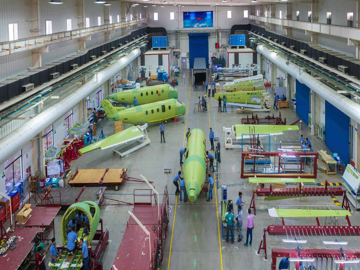 Hyderabad a potential hub for Aerospace and Defence