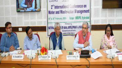Photo of NIRDPR hosts 2nd conference on water and wastewater