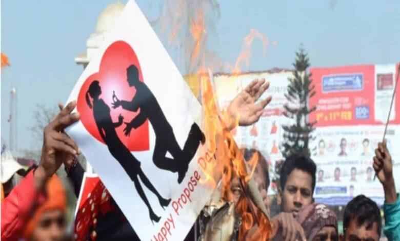 Bajrang Dal activists arrested for vandalism on Valentine's Day