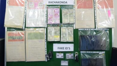 Photo of Hyderabad: Gang arrested for preparing fake land documents
