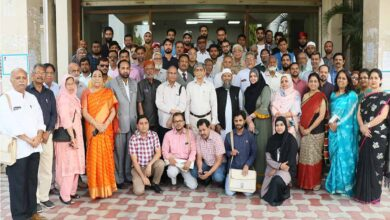 Photo of Urdu Science Congress concludes at MANUU