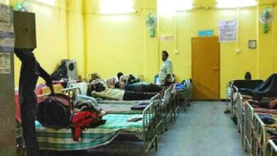 Photo of GHMC to add TV, newspaper facilities to beggars at night shelter