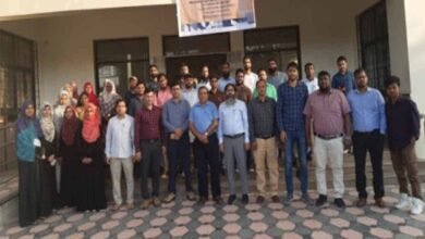Photo of DRDO sponsored Faculty Development Program at MANUU