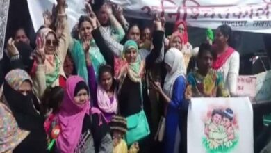 Photo of Transgenders hold protest march in Lucknow against CAA