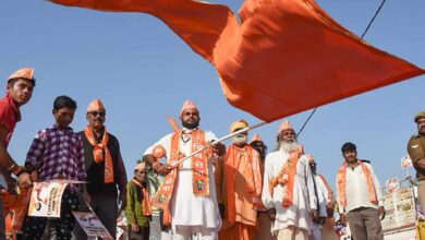 Photo of VHP cries appeasement after 5 % Muslim quota in Maharashtra