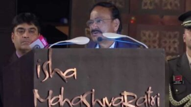 Photo of Yoga not a political activity but science says, VP Naidu