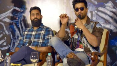 Photo of Vicky Kaushal in Hyderabad