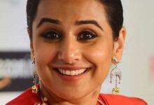 Photo of Vidya Balan resumes shoot for 'Sherni' in Madhya Pradesh