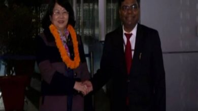 Photo of Vietnamese Vice President arrives in India on three-day visit