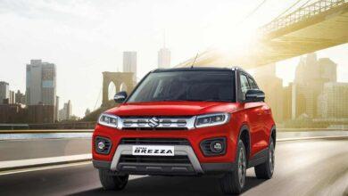 Maruti Suzuki launches the all-new Vitara Brezza