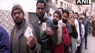 Photo of Delhi Elections: 4.33 percent voter turnout recorded till 10 am