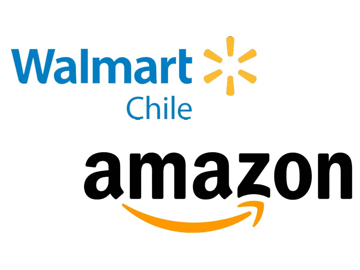 Walmart and Amazon