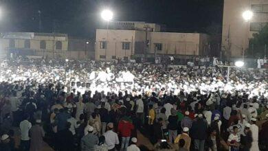 Photo of Thousands bid-adieu to Mohammed Pahelwan at Barkas