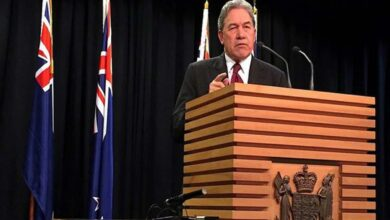 Photo of New Zealand Deputy PM to begin his four-day India visit today