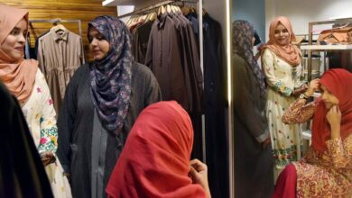 Photo of World Hijab Day observed in Hyderabad