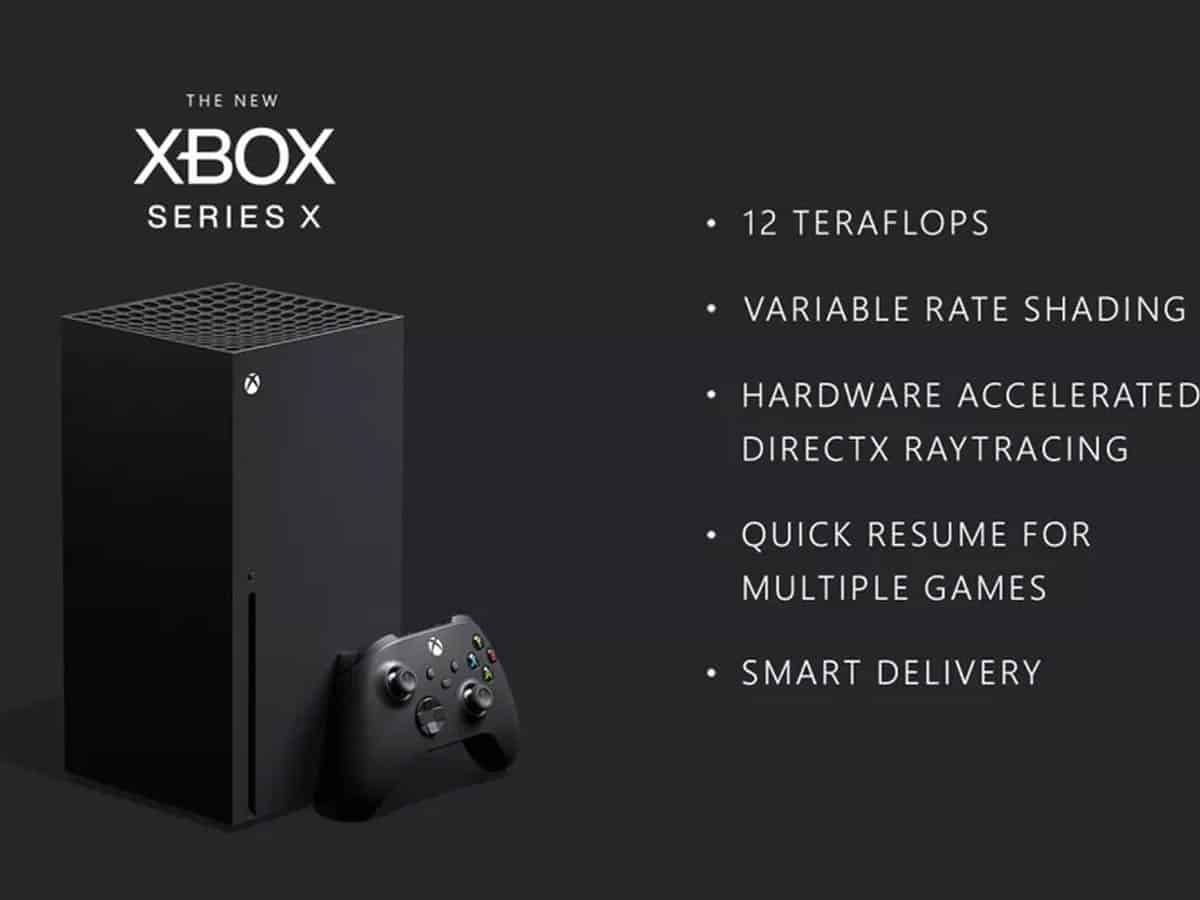 Microsoft unveils new features for Xbox Series X