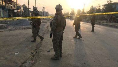 Photo of 3 military personnel among 5 killed in Kabul blast