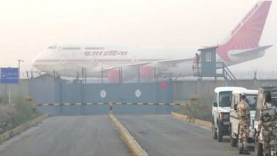 Photo of Second Air India special flight to leave for Wuhan today