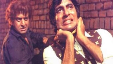 Photo of Amitabh Bachchan's ode to Bollywood's most loved villain – Pran