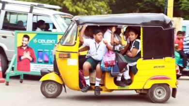 Photo of Special drive: 3,221 cases booked against auto drivers
