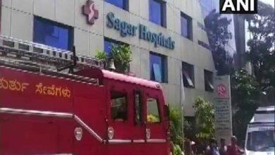 Photo of Smoke enters wards at Bengaluru hospital after short circuit