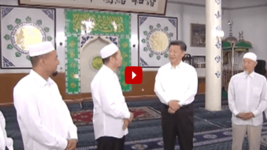 Photo of Fact check: Did Xi Jinping visit mosque amid coronavirus outbreak?