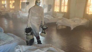Photo of One suspected coronavirus case quarantined in Karnataka's Hubli