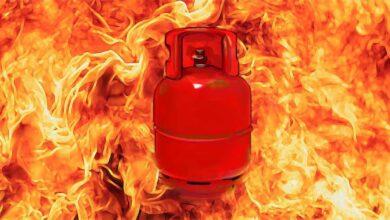 Photo of LPG cylinder blast leaves 13 injured in Rajasthan